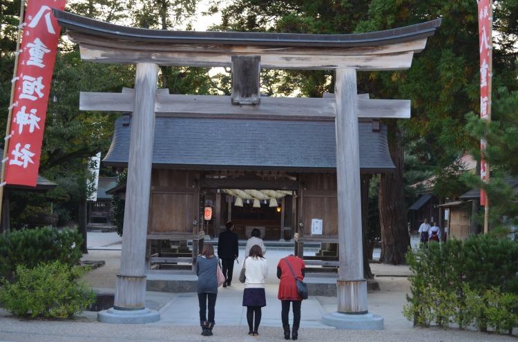 Le torii