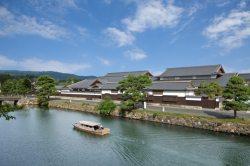 Matsue History Museum and Horikawa Sightseeing Boat - Matsue, Shimane, Japan