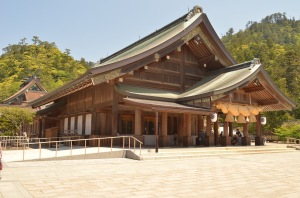 Izumo Taisha Grand Shrine - Main buildings