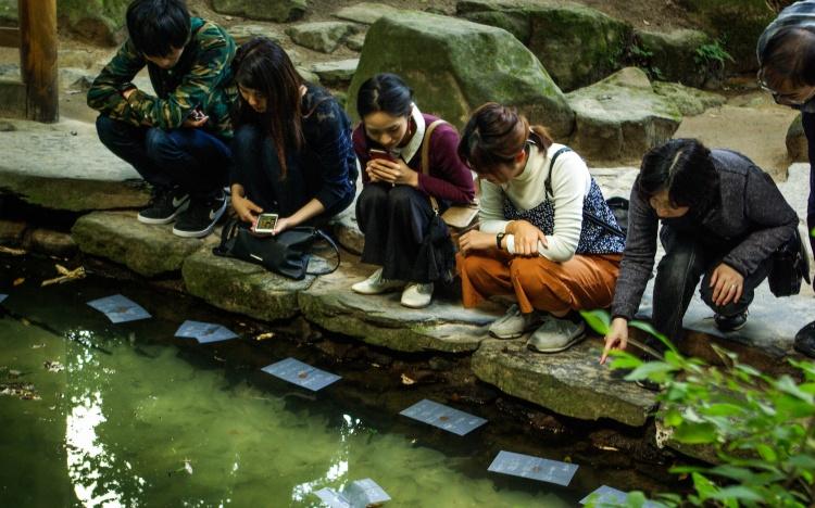 Matsue shimane japon tourisme voyage trip rural authentique yaegaki jinja sanctuaire mythologie mariage shinto shinwa susanoo