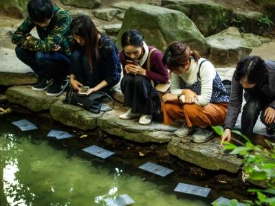 Sanctuaire Yaegaki jinja Yaegakijinja shinto kojiki Matsue Shimane Japon Japan tourisme voyage vacances rural