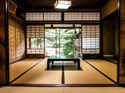 Résidence Yakumo Honjin shinji architecture japonaise tatami Matsue Shimane Japon Japan tourisme voyage vacances rural