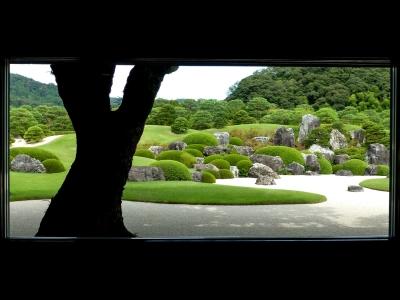 Musée art d'art adachi bijutsukan jardin japonais Yasugi Matsue Shimane Japon Japan voyage tourisme vacances rural experience