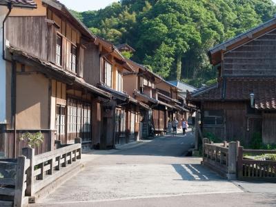 Iwami Ginzan mines argent UNESCO patrimoine mondial oomori omori Matsue Izumo Shimane Japon Japan voyage tourisme vacances rural experience