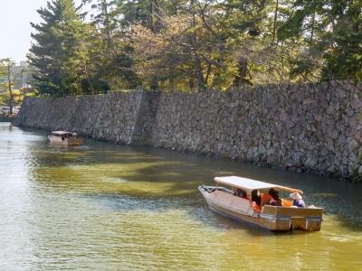 Chateau Matsue Matsue Shimane Japon Japon Castle rural donjon Edo histoire voyage tourisme authentique