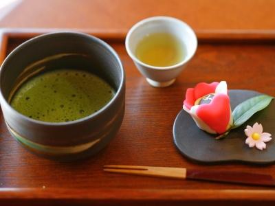 Matsue Shimane Japon tourisme voyage vacances trip rural authentique wagashi patisserie japonaise thé vert matcha macha cérémonie culture tradition
