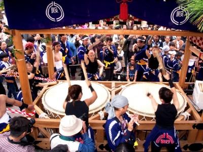 Matsue Shimane Japon tourisme voyage trip rural authentique reculé festival tambours do dogyoretsu matsuri traditionnel ambiance rythme