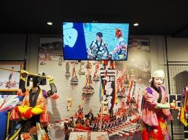 Matsue Shimane Japon tourisme voyage vacances rural sentiers battus hors horan enya horan-enya festival matsuri shinto nautique ohashi 10 ans dix musée