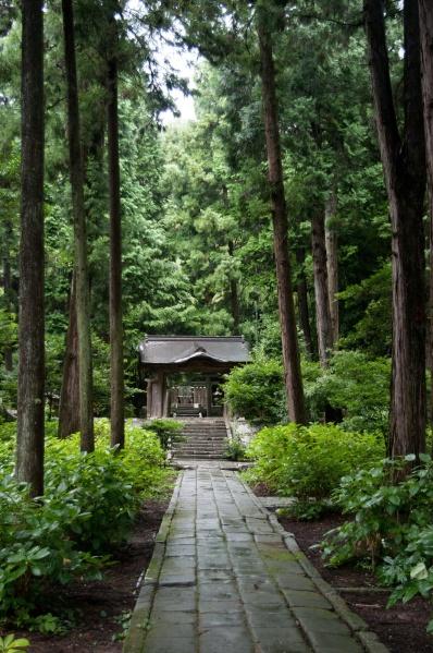Matsue shimane japon tourisme voyage trip rural authentique chateau donjon edo époque traditionnel temple gesshoji gessho-ji